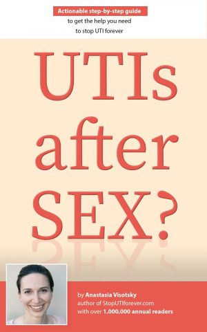 Book UTI after Sex